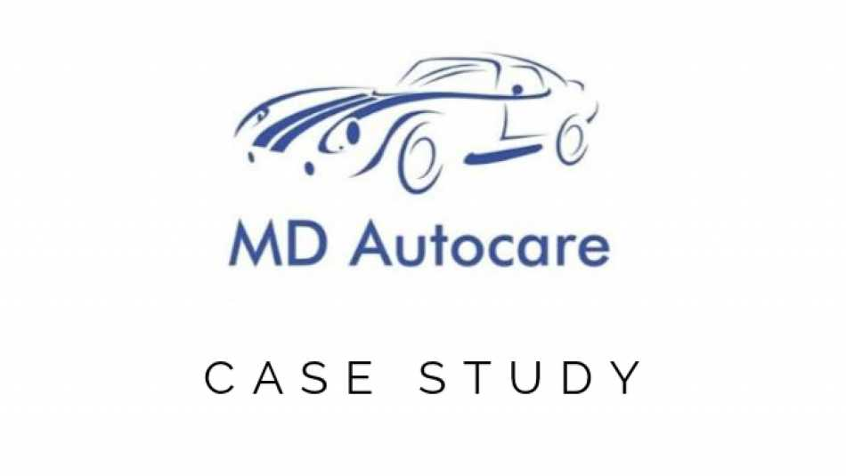 Using Sage Drive, the bookkeeper for MD Autocare was able to work from anywhere!