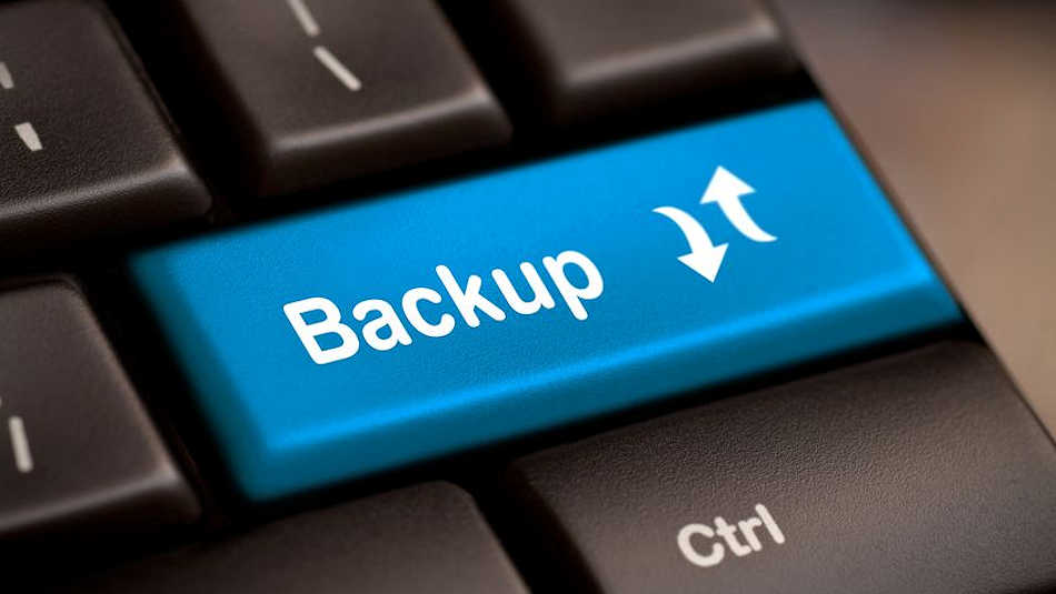 It's important to regularly review your backup schedule! Do you need some help with that?